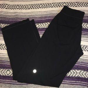 Men's size small lululemon Sweatpants straight leg